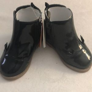 Gymboree Black Boots
